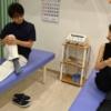 神戸市須磨区はくの接骨院 ストレッチ指導