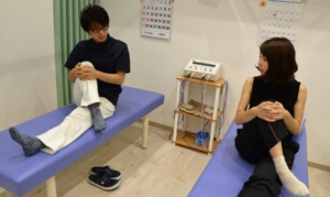神戸市須磨区はくの接骨院 坐骨神経痛予防