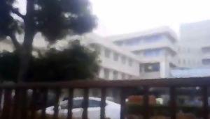 神戸市須磨区はくの接骨院 病院で診断