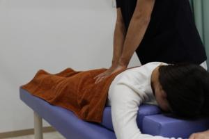 神戸市須磨区はくの接骨院 腰の治療