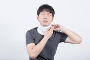須磨区鷹取はくの接骨院 首の痛み