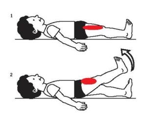 神戸市須磨区はくの接骨院 膝の痛み予防トレーニング