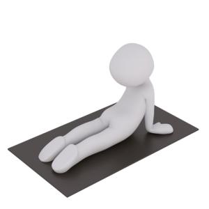 神戸市須磨区はくの接骨院 腰痛体操 ストレッチ