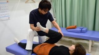 神戸市須磨区はくの接骨院 腰痛治療